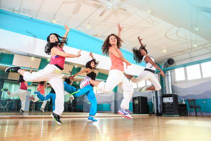 Zumba Fitness Dance